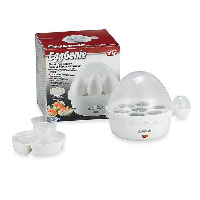 Egg Genie Electric Egg Cooker Bed Bath And Beyond Canada