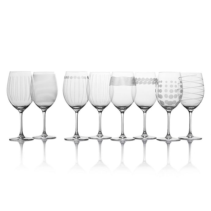 Alternate image 1 for Mikasa® Cheers Red Wine Glasses (Set of 8)