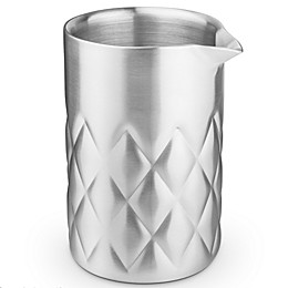 Final Touch Stainless Steel Yarai Frothing Pitcher