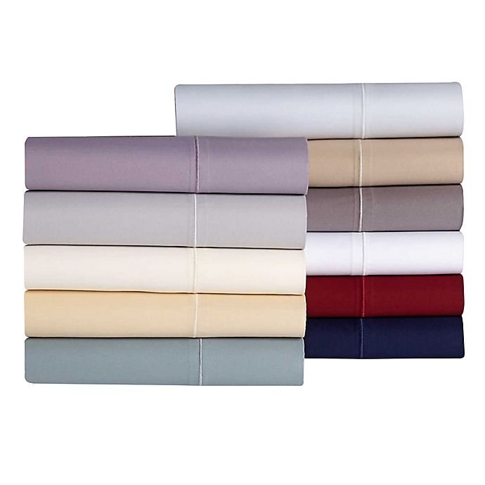 Alternate image 1 for Wamsutta® 500-Thread-Count Pima Sheet Collection