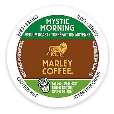 Marley Coffee® 12-Count Mystic Morning Coffee for Single Serve Coffee Makers