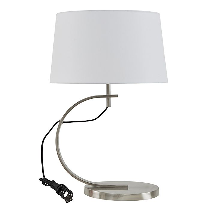 Alternate image 1 for INK+IVY Octavia Table Lamp