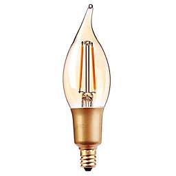 Globe® Electric LED Vintage 2.5-Watt Dimmable CA12 Candelabra Bulb