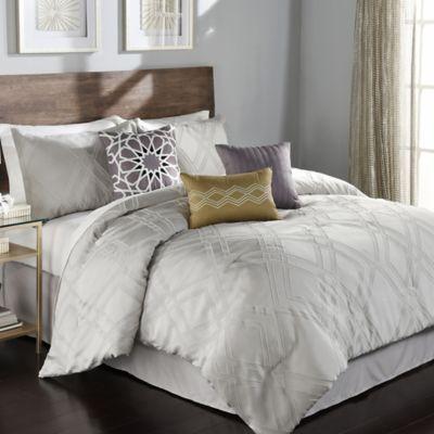 Callie 7 Piece Comforter Set Bed Bath Beyond