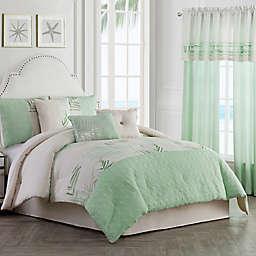 Palm Light Comforter Set