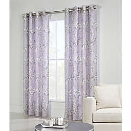 Caldwell Grommet Top Window Curtain Panel