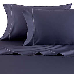 Wamsutta® 500-Thread-Count Pima  King Pillowcases in Denim (Set of 2)
