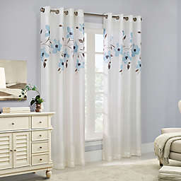 Eden Grommet Top Window Curtain Panel