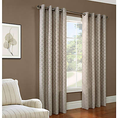 Gladys Grommet Top Window Curtain Panel