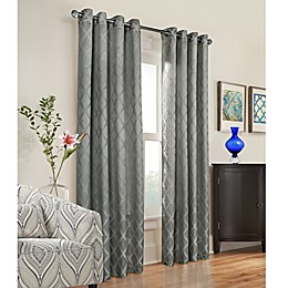 Triumph Grommet Top Window Curtain Panel