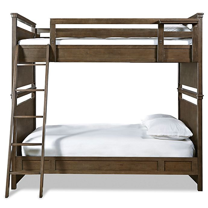 Smartstuff Varsity Full Over Full Bunk Bed In Jersey Buybuy Baby