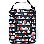 Skip Hop Grab & Go Double Bottle Bag in Dome Print