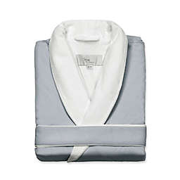 Kassatex Large/X-Large Spa Robe in Silver Sage