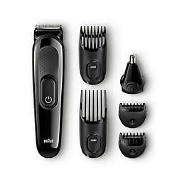 Braun® MGK3020 Men's Multi Grooming Kit in Black