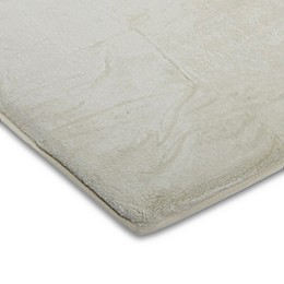 Arm's Reach® Mini Co-Sleeper® Plush Fitted Plush Sheet in Natural