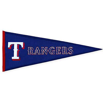 MLB Texas Rangers Traditions Pennant