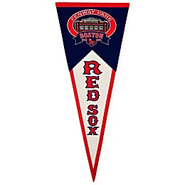 MLB Fenway Park Traditions Pennant