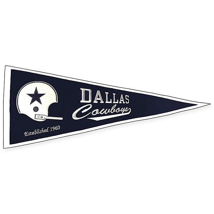 Alternate image 1 for NFL Dallas Cowboys Banner
