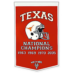University of Texas Dynasty Banner