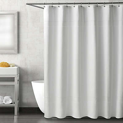 Haven Serenity Shower Curtain in White