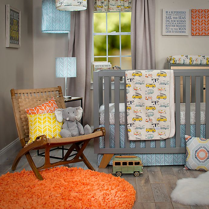 Buy Glenna Jean Happy Camper 4 Piece Crib Bedding Set From