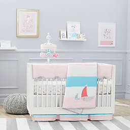 Just Born® Sail Into Your Dreams Crib Bedding Collection