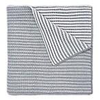 Elegant Baby® Twisted Yarn Blanket in Grey