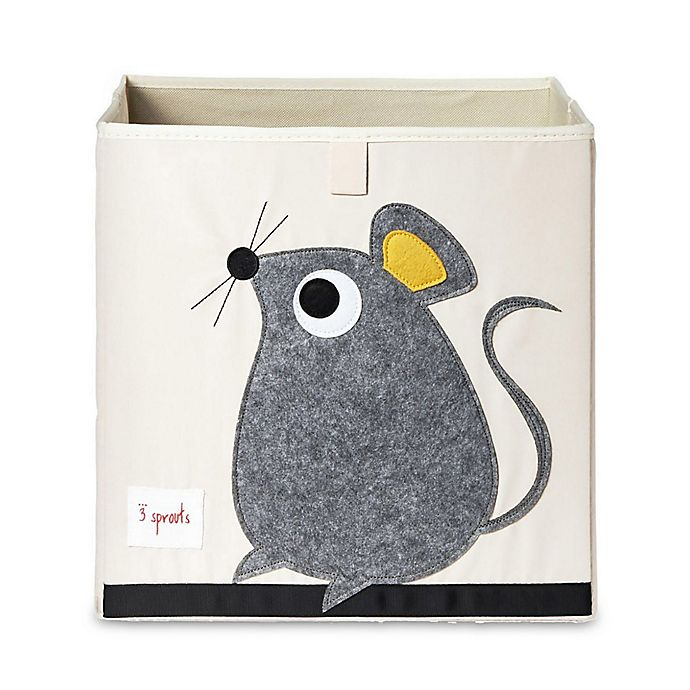 Alternate image 1 for 3 Sprouts Mouse Storage Box