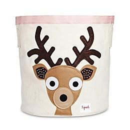 3 Sprouts Deer Storage Bin