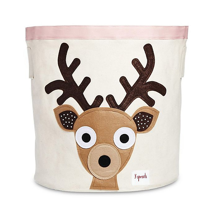 Alternate image 1 for 3 Sprouts Deer Storage Bin