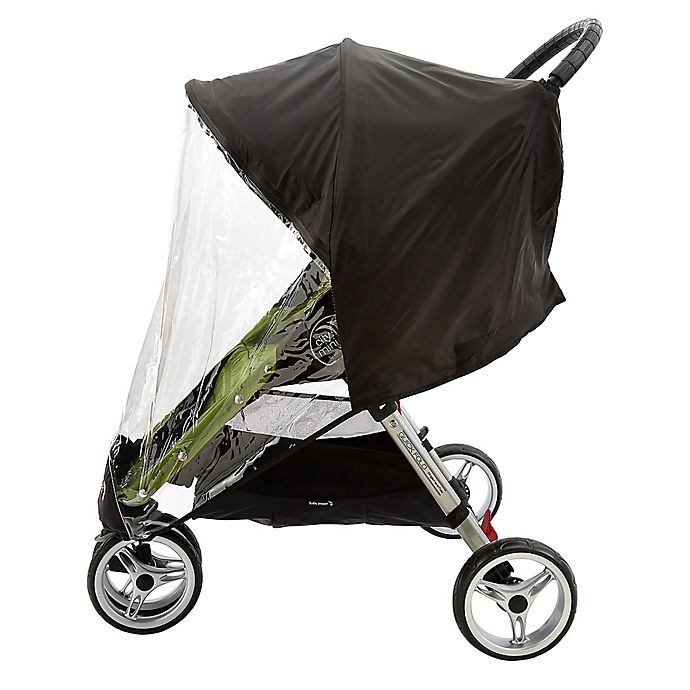 Alternate image 1 for Baby Jogger® City Mini/City Mini GT Rain Canopy Single