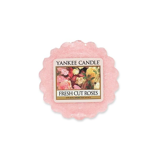 Alternate image 1 for Yankee Candle® Housewarmers® Fresh Cut Roses Tarts® Wax Potpourri