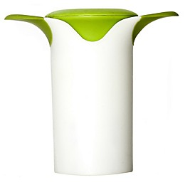 Microplane® Veggie Wedgie in Green/White