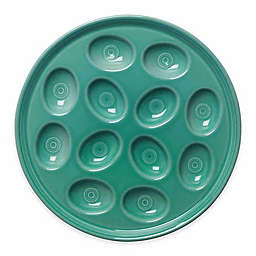 Fiesta® Egg Tray in Turquoise