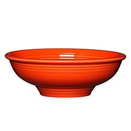 Fiesta® Pedestal Bowl in Poppy