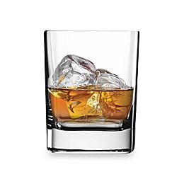 Luigi Bormioli Strauss SON.hyx  Square Double Old Fashioned Glass (Set of 6)