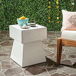 Safavieh Zen Mushroom Concrete Accent Table