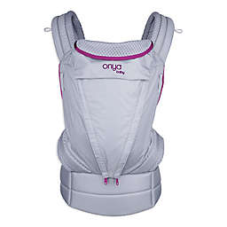 Onya Baby Pure Baby Carrier in Orchid/Granite