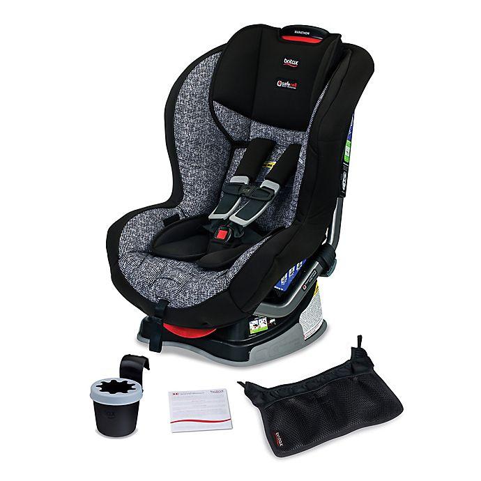 Alternate image 1 for BRITAX Marathon® (G4.1) XE Series Convertible Car Seat in Static