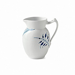 Royal Copenhagen Fluted Mega 1.75 qt. Jug in Blue