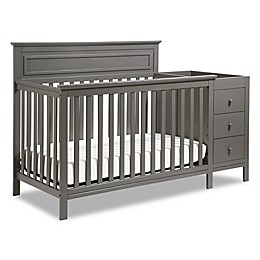 DaVinci Autumn 4-in-1 Crib & Changer Combo