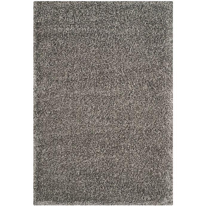 Alternate image 1 for Safavieh Charlotte 8-Foot x 10-Foot Shag Area Rug in Grey