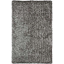 Safavieh New Orleans 6-Foot x 9-Foot Shag Area Rug in Chocolate