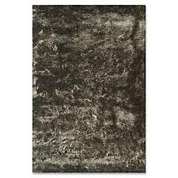 Safavieh Paris 5-Foot x 8-Foot Shag Area Rug in Titanium