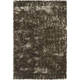 Safavieh Paris 8-Foot x 10-Foot Shag Area Rug in Silver