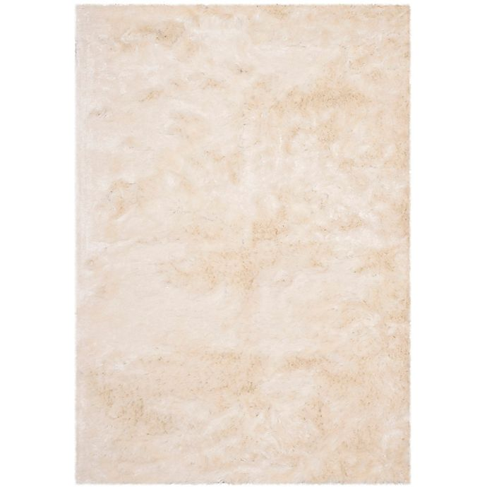 Alternate image 1 for Safavieh Paris 8-Foot 6-Inch x 12-Foot Shag Area Rug in Ivory