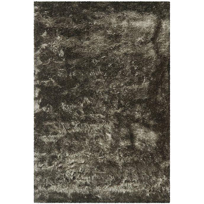 Alternate image 1 for Safavieh Paris 8-Foot 6-Inch x 12-Foot Shag Area Rug in Titanium