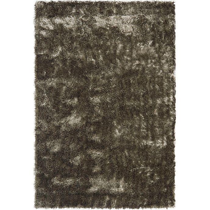 Alternate image 1 for Safavieh Paris 10-Foot x 14-Foot Shag Area Rug in Silver
