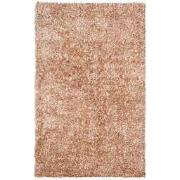 Safavieh New Orleans 3-Foot x 5-Foot Shag Rug in Beige