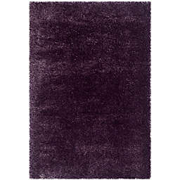 Safavieh Charlotte 9-Foot x 12-Foot Shag Area Rug in Lavender